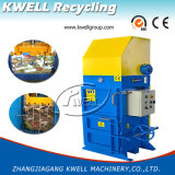작은 포장기 배 폐기물 누르는 짐짝으로 만들 기계 또는 액체 폐기물 쓰레기 압축 분쇄기 포장기