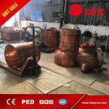 2500L Équipement d'unité de distillation permanente de pot à vapeur pour Brandy