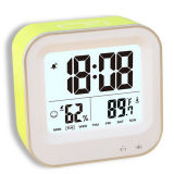 Rechargeable Desk Travel Clock for Kids