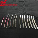 Prototypes en aluminium de commande numérique par ordinateur, prototype rapide en plastique de commande numérique par ordinateur, pièces de rechange en aluminium anodisées