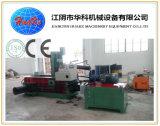 Утиль усилия Китая Y81-125tons & рециркулировать гидровлический Baler металла