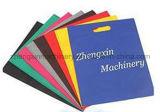 Non tissé réutiliser le sac de main faisant la machine pour évaluer (ZXL-D700)