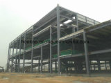 Fabricante prefabricado ligero de China del gallinero de la fábrica del almacén de la estructura de acero