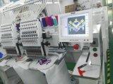 Wonyo刺繍機二つはMAQUINAデBordarヘッズ