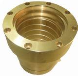 精密遠心鋳造は真鍮のブッシュを分ける