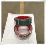 Gewölbter Riemen PU-Vsupergriff-Riemen mit Spitzengrün Belüftung-Oberfläche