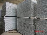 Ligação Chain que cerc, tamanho 6FT da cerca provisória do mercado norte-americano, 8FT, 10FT, 12FT, 14FT