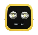 100W Osram5630 옥외 LED 플러드 빛
