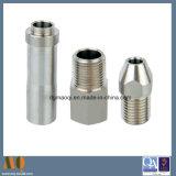 Peças de alumínio da linha da parte externa dos produtos do torno do CNC (MQ717)