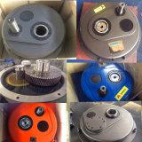 Caixa de engrenagens montada Shafted redonda da mineração da caixa de engrenagens/caixa de engrenagens do transporte