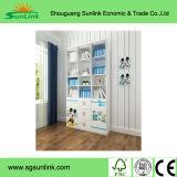 Móveis de cozinha com porta de madeira sólida para projeto (WDHO8)