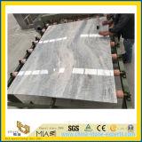 フロアーリングの装飾のためのVemontの新しく排他的な灰色の大理石の平板