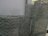 Sechseckige Draht-Filetarbeit/galvanisierte quadratische Draht-Filetarbeit