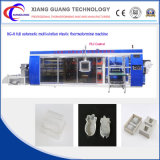 PlastikThermoforming Maschinen-Hersteller-Getränk-Cup-Kappen