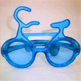 درّاجة درّاجة يشكّل [لد] نظّارات شمس