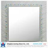 Espejo de plata decorativo/claro del arte/espejo de aluminio con precio bajo