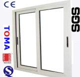 Окно Casement термально пролома двойной застеклять алюминиевое/алюминиевое Windows