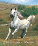 Peinture d'huile animale