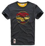 Maglietta casuale per l'uomo e gli adolescenti in abiti sportivi Fw-8113
