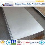 Placa de aço grossa inoxidável 304 de chapa de aço