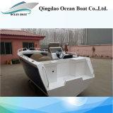 Barco de pesca de alumínio do console lateral do projeto 5m de Austrália
