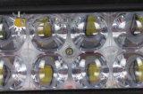 barre tous terrains d'éclairage LED de 13.5inch 72W 4D