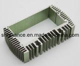 Aluminium-/Aluminiumlegierung verdrängte Industrie-Kühlkörper
