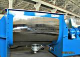 Máquina horizontal del mezclador del mezclador de la cinta para el polvo seco