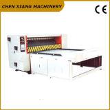 Il documento ondulato Chain dell'alimentatore Chenxiang-2500 rotativo muore la taglierina