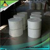 Manta refractaria de la fibra de cerámica del aislante