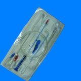 처분할 수 있는 의학 투석 카테테르 장비