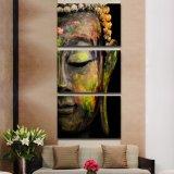 Искусствоо холстины напечатало холстину Mc-020 изображения плаката печати декора комнаты печати холстины картины искусствоа портрета Будды