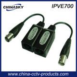 Carica passiva della macchina fotografica del IP della Manica del cavo coassiale 1 del CCTV Rg59 (IPVE700)