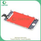 Экран касания индикации LCD с агрегатом цифрователя для iPhone 4S