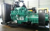 50/60 hertz 25 au groupe électrogène diesel de l'engine 1500kVA électrique