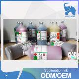 Prix ordinaire d'encre de sublimation de teinture de Dx5 J-Tect pour l'imprimante de Mutoh