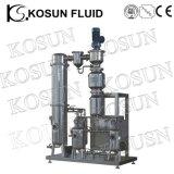 Evaporador da película fina de eficiência elevada de aço inoxidável