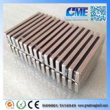 Le matériau magnétique NdFeB permanent N52 le plus fort
