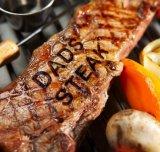 BBQ Branding Iron met Changeable Letters