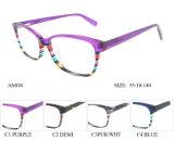 分類される新しいモデルの光学デザイナーEyewearフレームは光学フレームを着色する