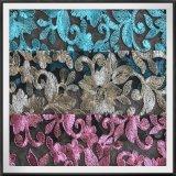 花の刺繍のレースの網の刺繍のレースのテュルの刺繍のレース