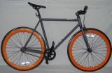 Purefix Fixie Bike Fixed Gear Bicycle Bicicleta mit Steel Frame Flip Flop (27015)