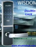 引き戸ロックのためのデジタル接触ドアロックシステム