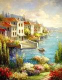 Peinture méditerranéenne de Seaoil - 02