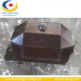 24kv singolo Palo dell'interno pinta a blocchetti (con la piccola dimensione) con il fusibile di Outbuilt