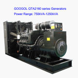 Googol Power Soundproof Diesel Generation Set 640kw 800kVA