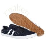 2017 zapatos de lona de los nuevos hombres