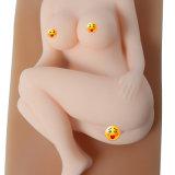 Grande seno della donna del corpo della vagina della ragazza di Shemale del sesso del Pussy reale Chubby nudo realistico realistico della bambola