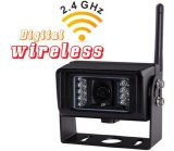 Systeem van de Camera van Wirelss CMOS van het landbouwbedrijf het Digitale voor Tractor, Vrachtwagen
