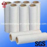 Пленка простирания LDPE для оборачивать ткани
